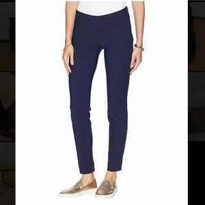 Lilly Pulitzer Navy Stretch Pants